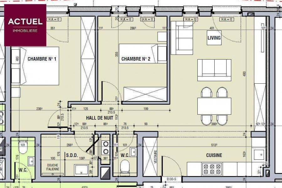 acheter appartement 2 chambres 67.54 m² esch-sur-alzette photo 2