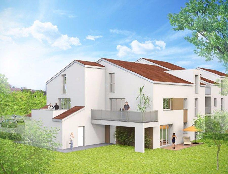 acheter appartement 3 pièces 64.8 m² tomblaine photo 1
