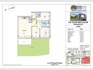 Appartement à vendre F4 à Aumetz - Réf. 7209004
