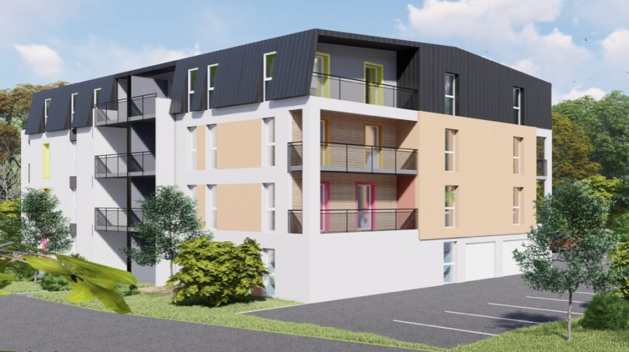 acheter appartement 4 pièces 78.22 m² aumetz photo 2