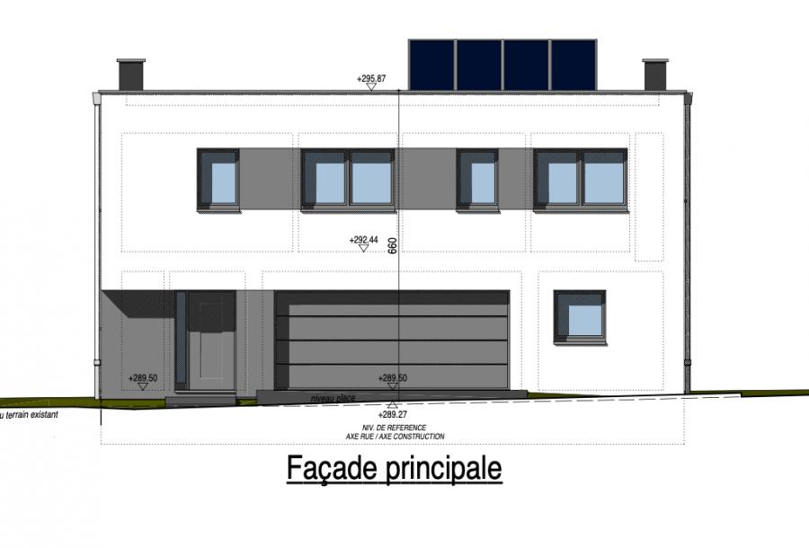 acheter maison 4 chambres 260 m² ehner photo 2