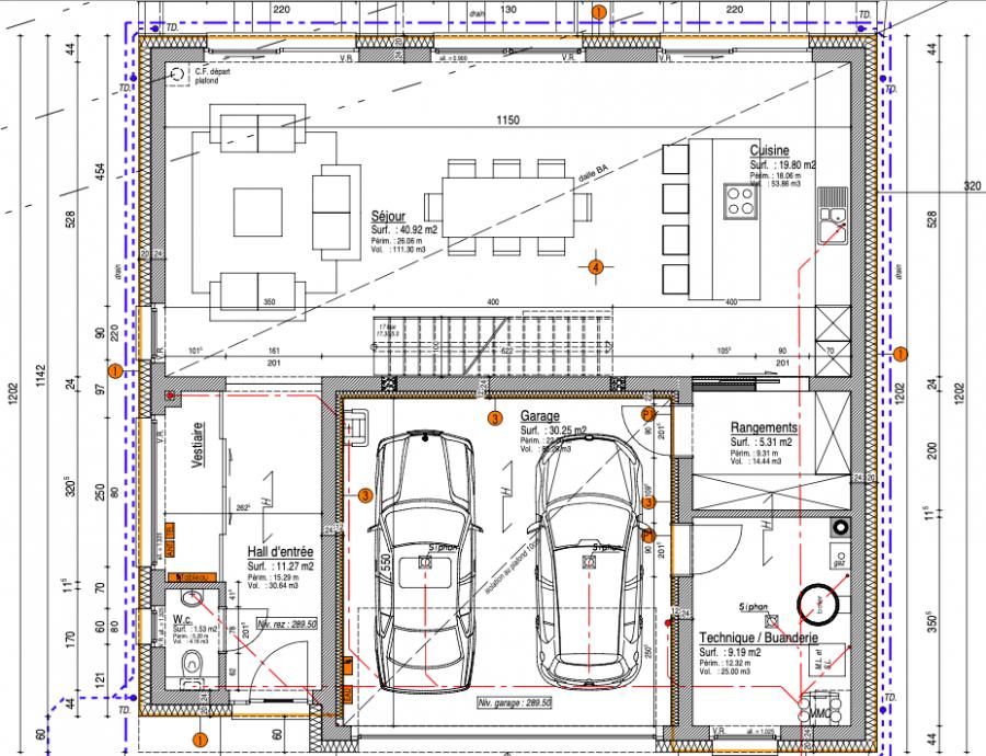 acheter maison 4 chambres 260 m² ehner photo 3
