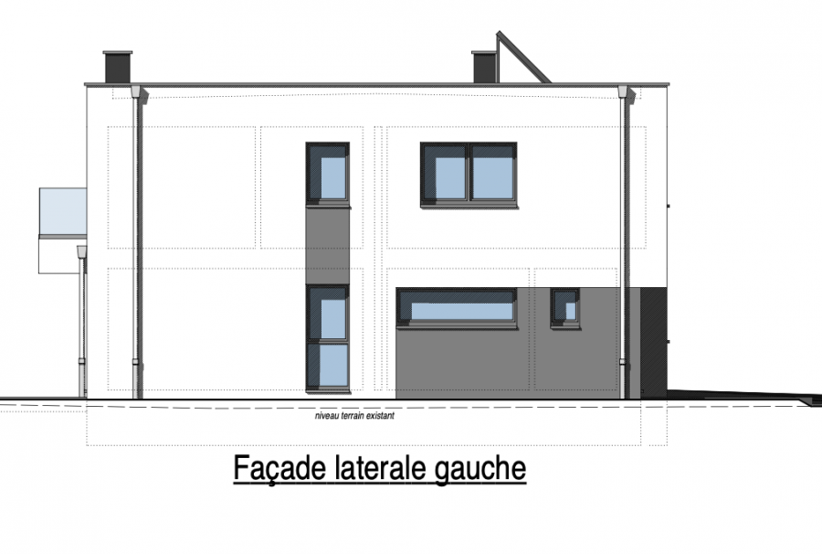 acheter maison 4 chambres 260 m² ehner photo 5