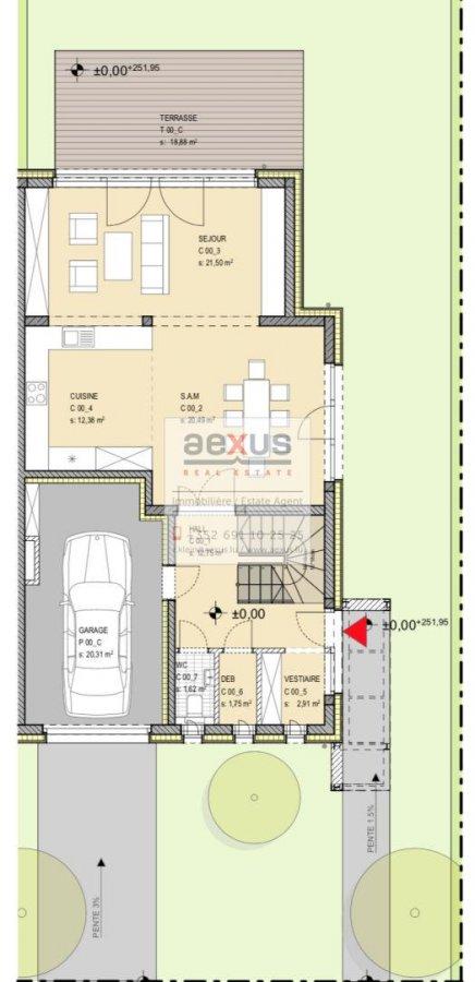 doppelhaushälfte kaufen 4 schlafzimmer 267.6 m² niederanven foto 6