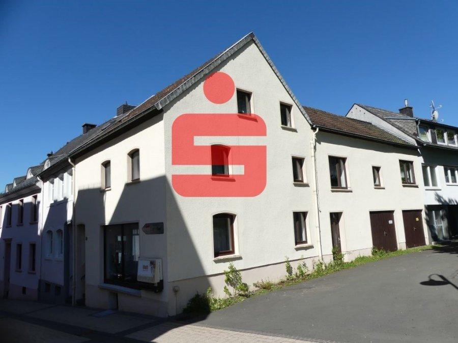 reihenhaus kaufen 7 zimmer 135 m² prüm foto 1