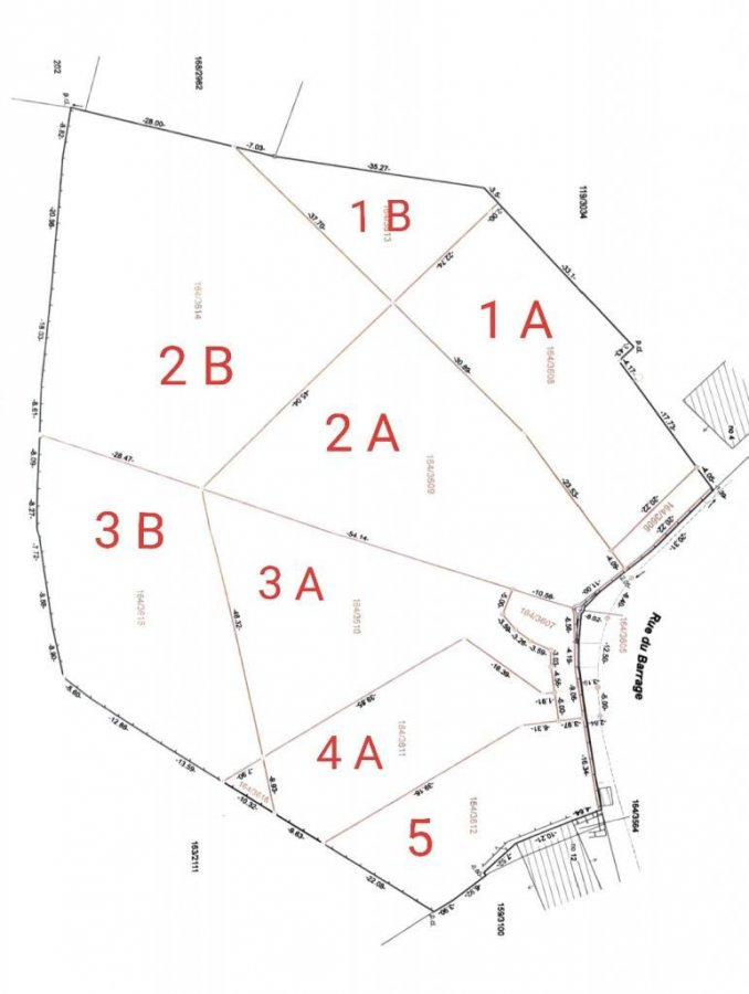 building land for buy 0 bedroom 0 m² baschleiden photo 1