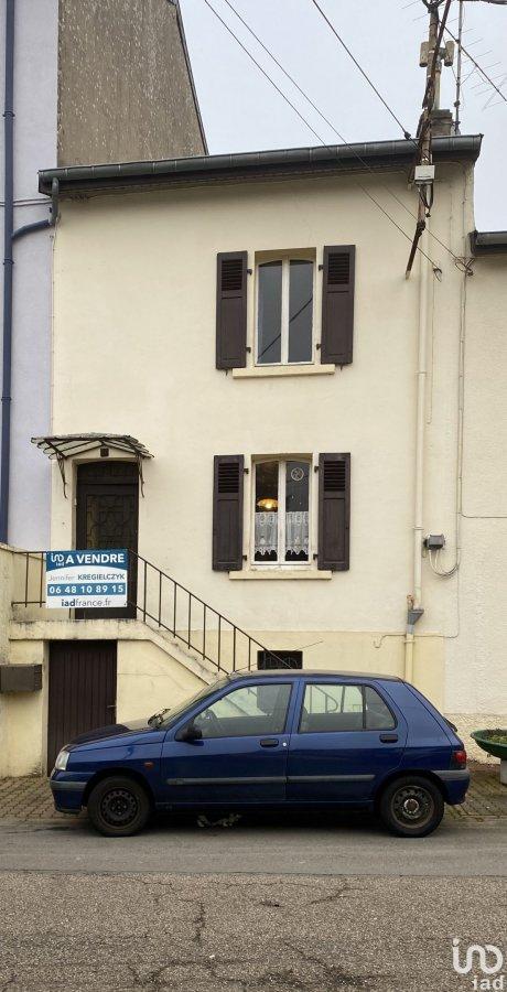 acheter maison 3 pièces 83 m² audun-le-tiche photo 1