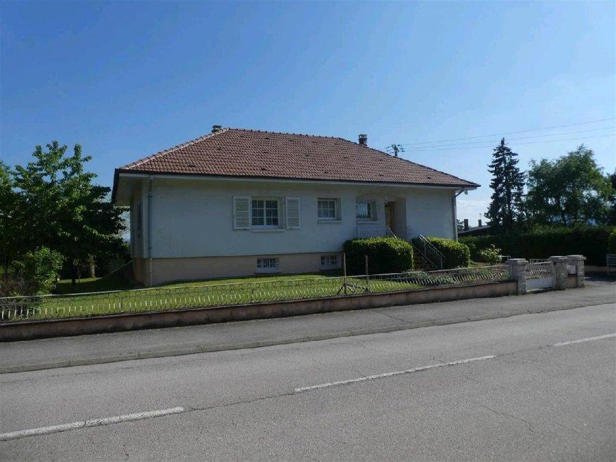 acheter maison 7 pièces 158 m² saint-dié-des-vosges photo 1