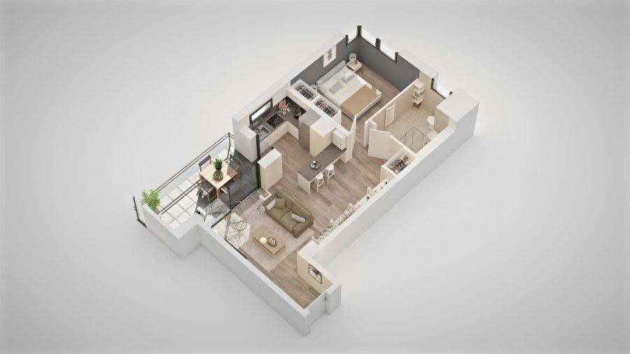 acheter appartement 2 pièces 48.6 m² thionville photo 1