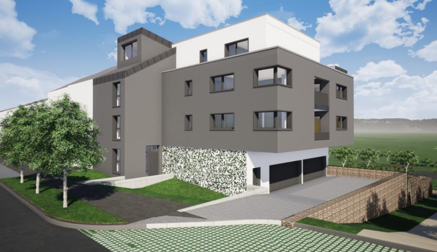 wohnung kaufen 2 schlafzimmer 85.61 m² differdange foto 1