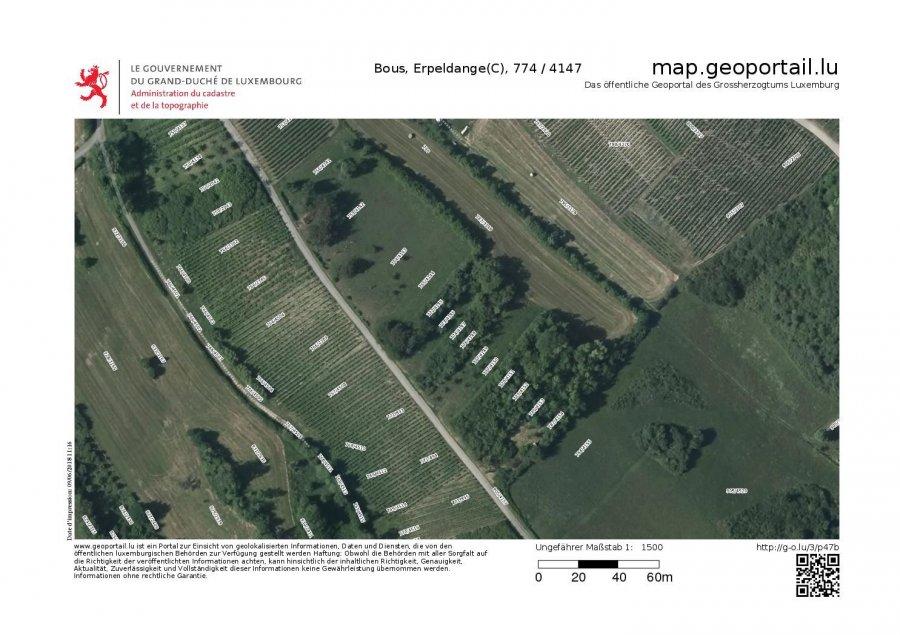 non building land for buy 0 bedroom 0 m² erpeldange (bous) photo 2