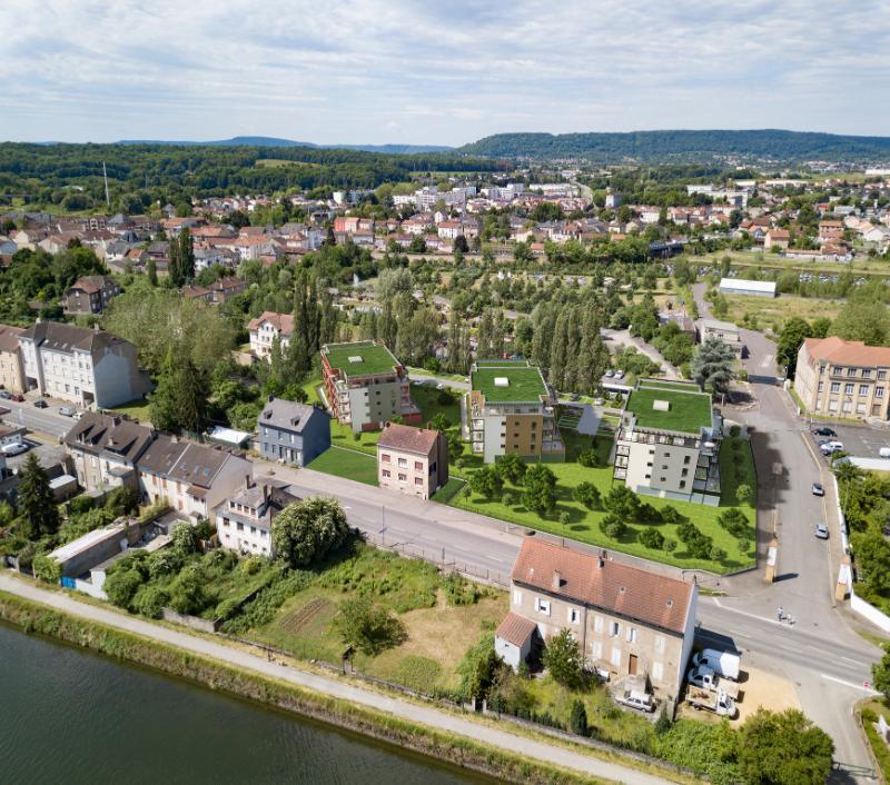 acheter immeuble de rapport 4 pièces 108.08 m² uckange photo 5