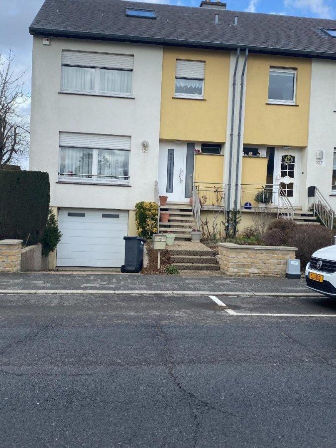 Maison à vendre 4 chambres à Luxembourg-Hamm