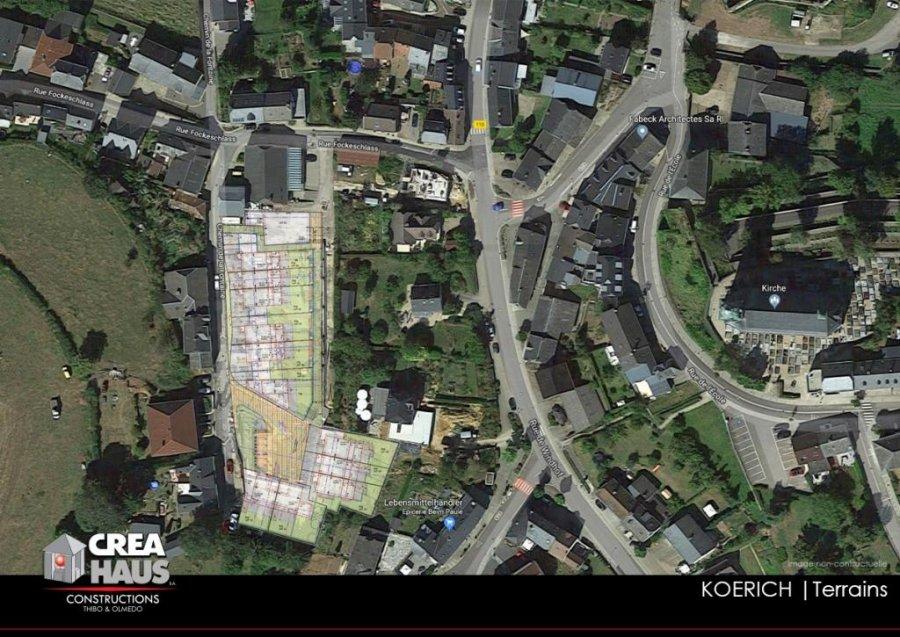 acheter terrain constructible 0 chambre 0 m² koerich photo 1