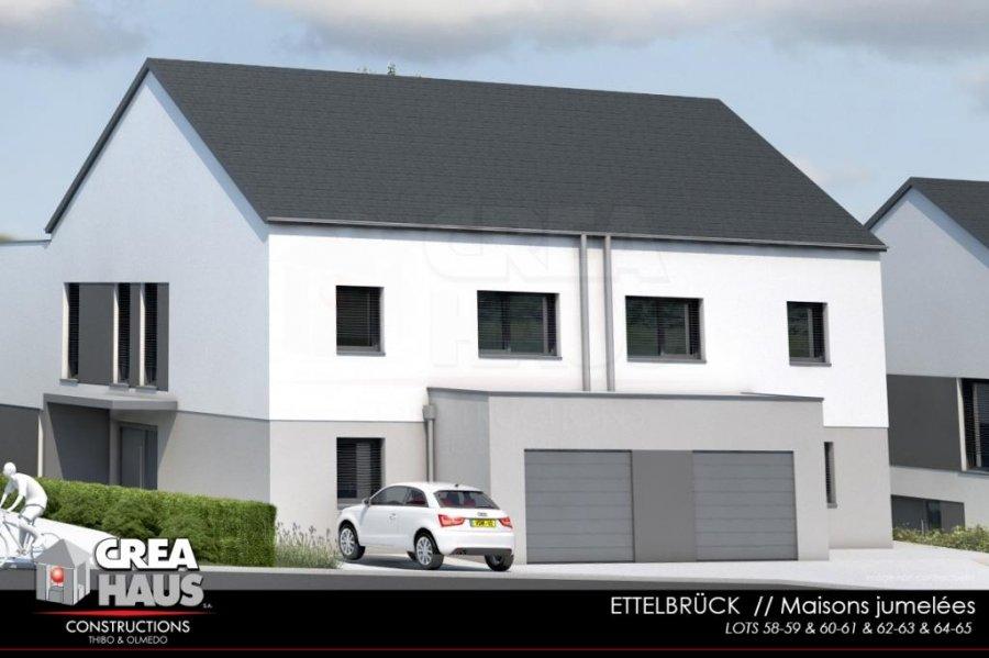 acheter maison individuelle 3 chambres 130 m² ettelbruck photo 1
