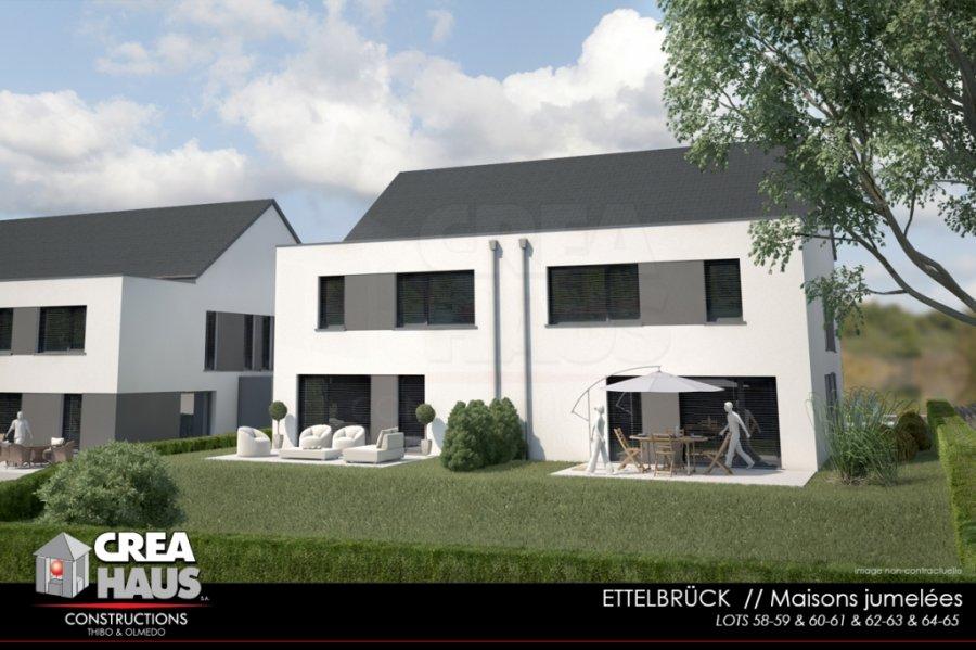 acheter maison mitoyenne 3 chambres 130 m² ettelbruck photo 2