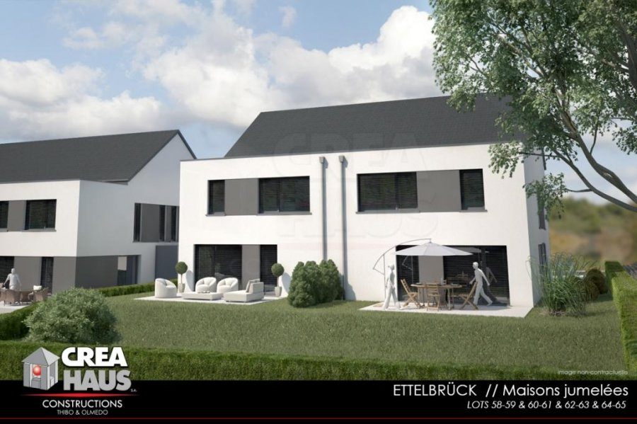 acheter maison individuelle 3 chambres 130 m² ettelbruck photo 2