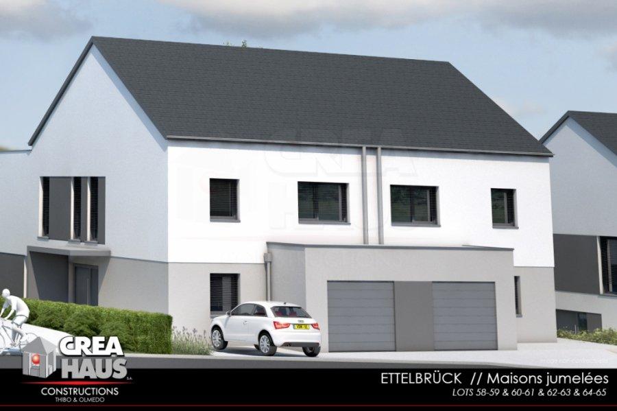 acheter maison mitoyenne 3 chambres 130 m² ettelbruck photo 1