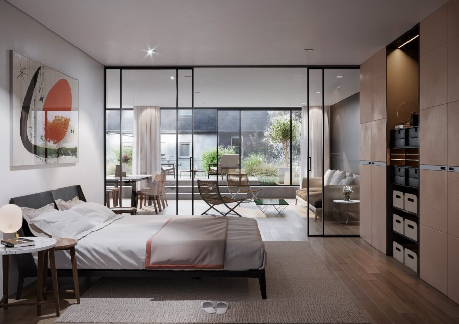 acheter duplex 2 chambres 150.72 m² luxembourg photo 1