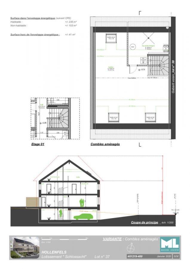 acheter maison 4 chambres 190 m² hollenfels photo 4