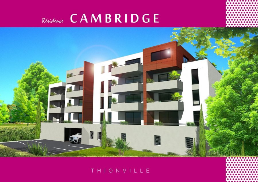 acheter appartement 2 pièces 46 m² thionville photo 1