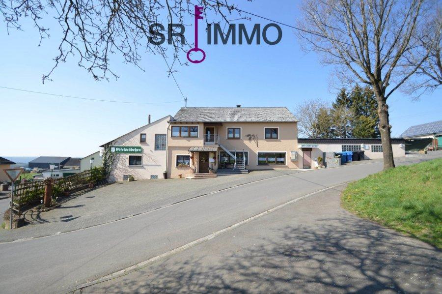 restaurant for buy 2 rooms 105 m² olmscheid photo 1