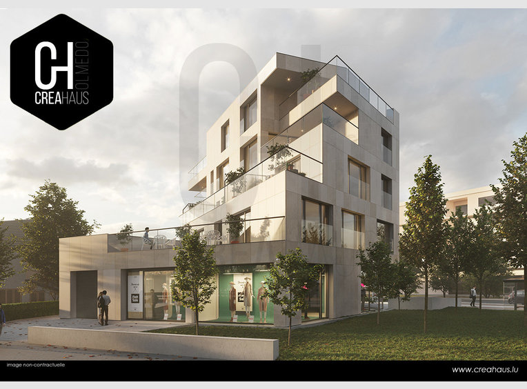 Apartment for sale 2 bedrooms in Mamer (LU) - Ref. 6675004