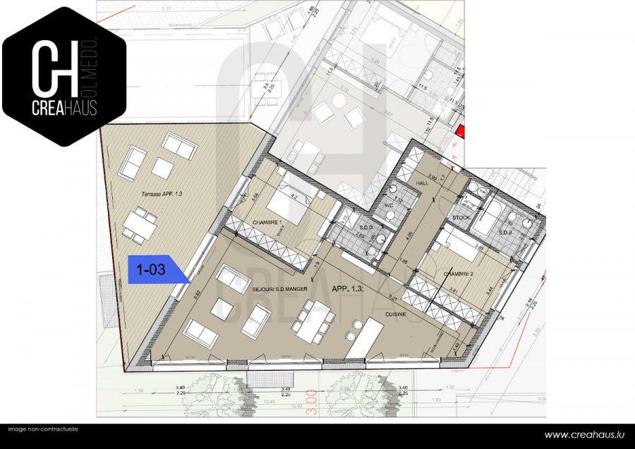acheter appartement 2 chambres 116.79 m² mamer photo 2