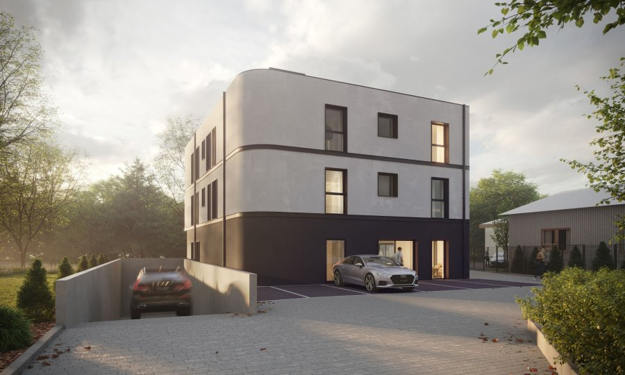acheter appartement 2 chambres 82.43 m² weiswampach photo 2
