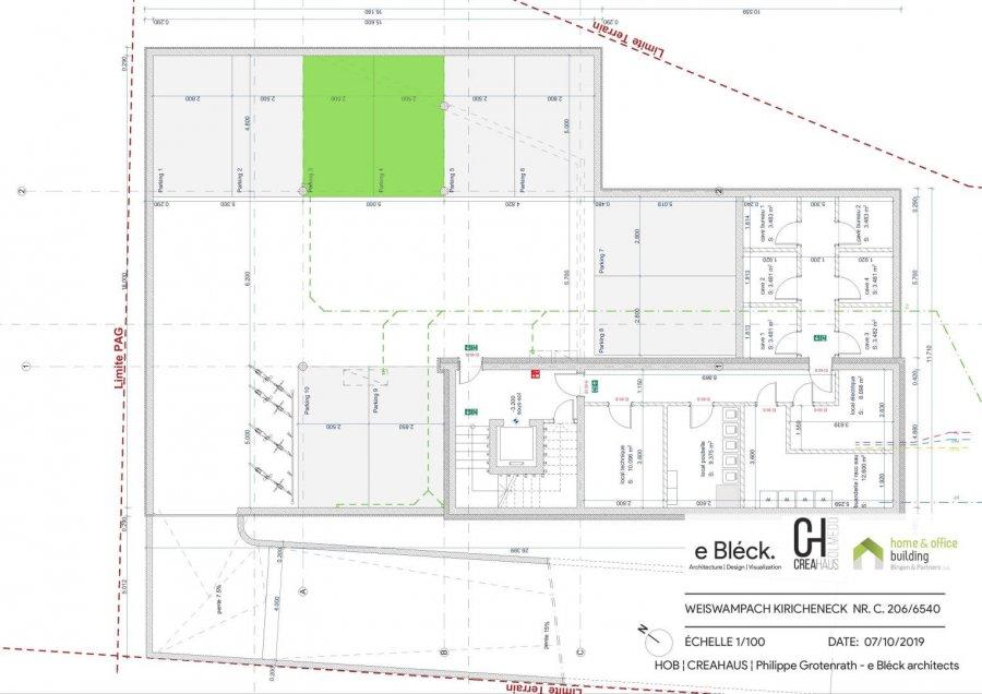 acheter appartement 2 chambres 82.43 m² weiswampach photo 5