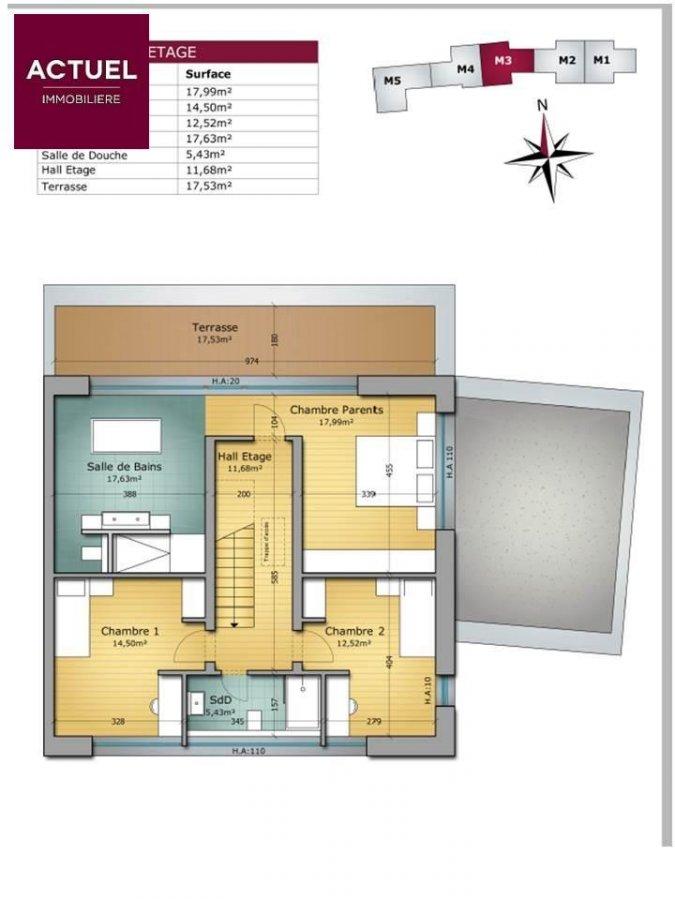 terraced for buy 4 bedrooms 368.81 m² hostert (niederanven) photo 7