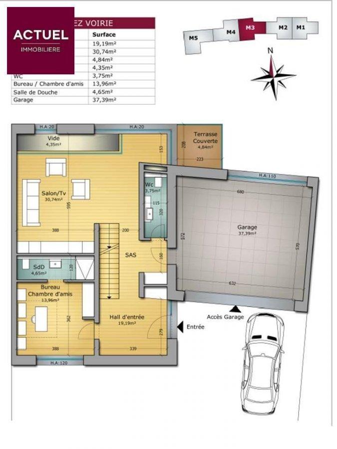 terraced for buy 4 bedrooms 368.81 m² hostert (niederanven) photo 6