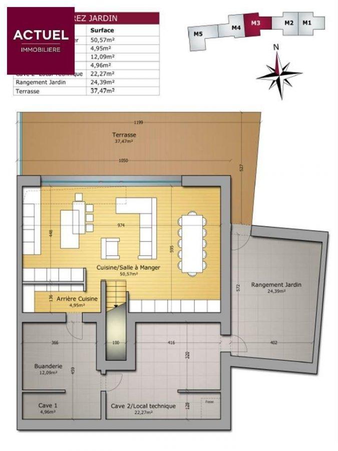 terraced for buy 4 bedrooms 368.81 m² hostert (niederanven) photo 5
