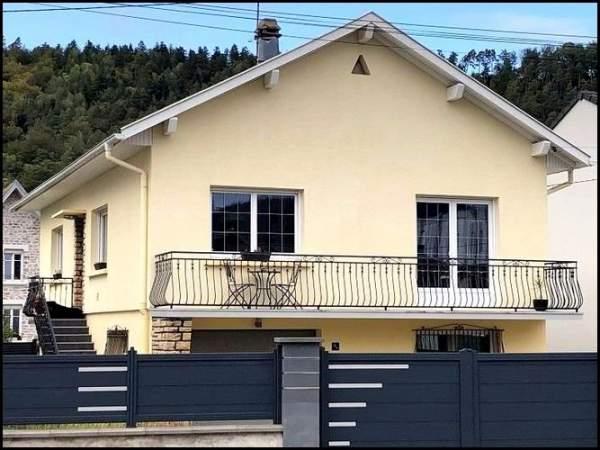acheter maison 7 pièces 120 m² raon-l'étape photo 1