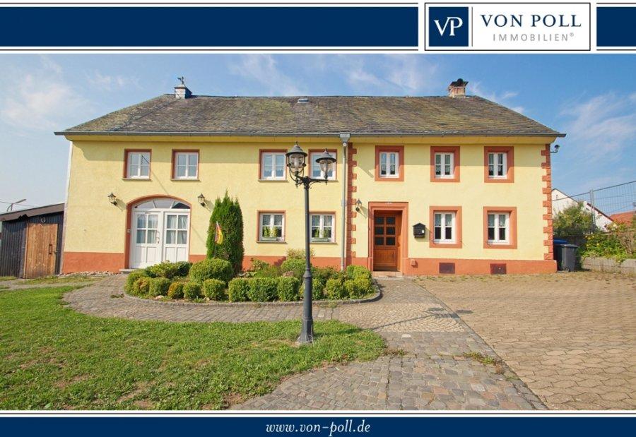 acheter ferme 7 pièces 190 m² waldweiler photo 1