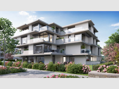 Apartment for sale 2 bedrooms in Strassen - Ref. 7106108