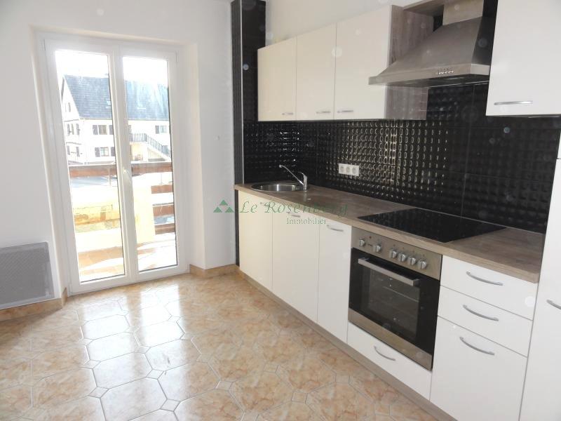 Maison à louer F4 à Hagenthal le bas