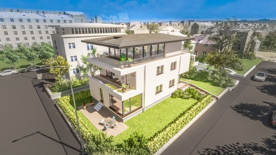 acheter penthouse 3 chambres 147.76 m² luxembourg photo 1