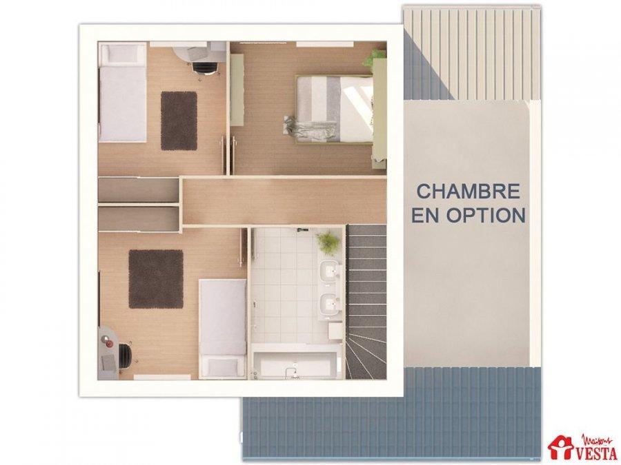 acheter maison 5 pièces 90 m² terville photo 3