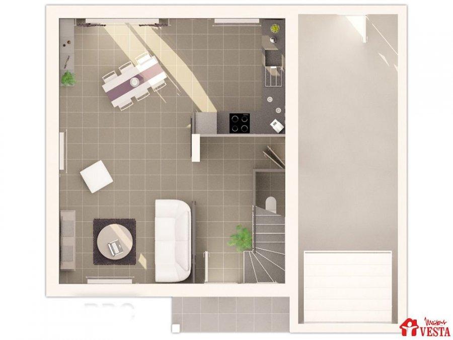 acheter maison 5 pièces 90 m² terville photo 4
