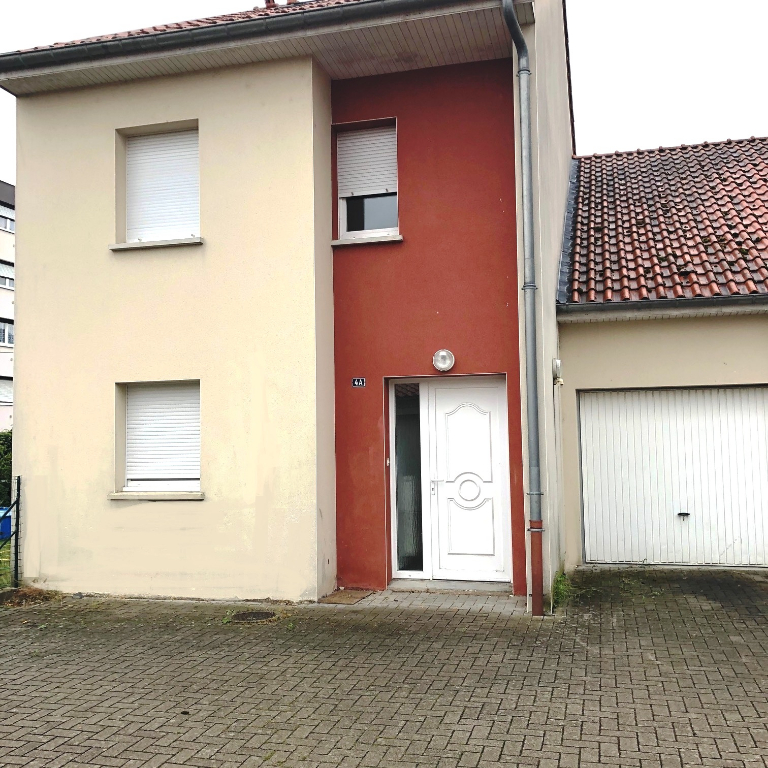 Maison à vendre F6 à Boulay