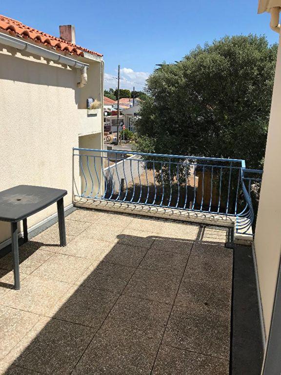 acheter appartement 2 pièces 27.37 m² bretignolles-sur-mer photo 1