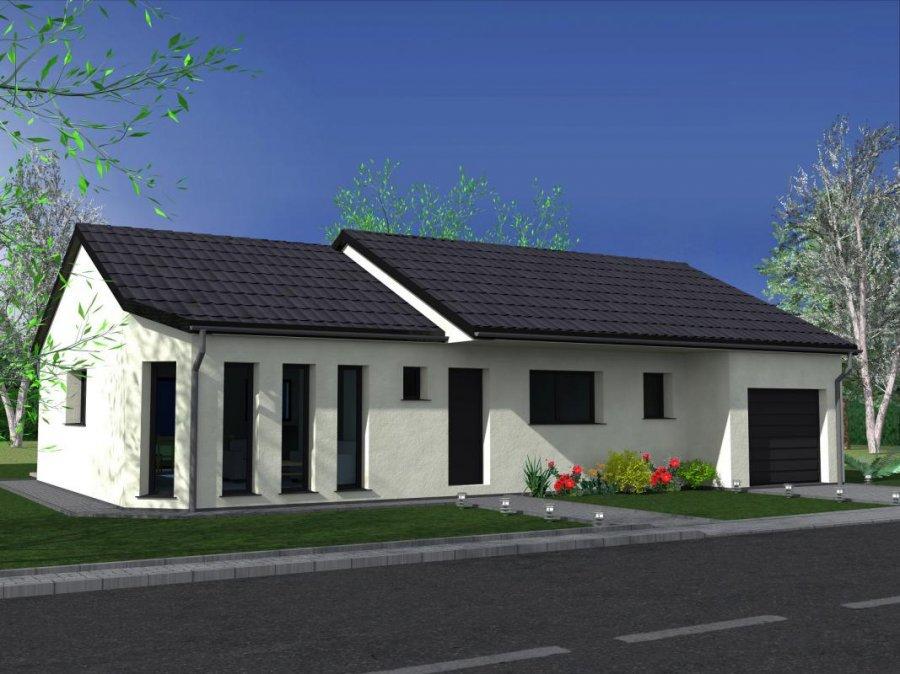Maison individuelle en vente creutzwald 100 m 169 for Architecture maison individuelle