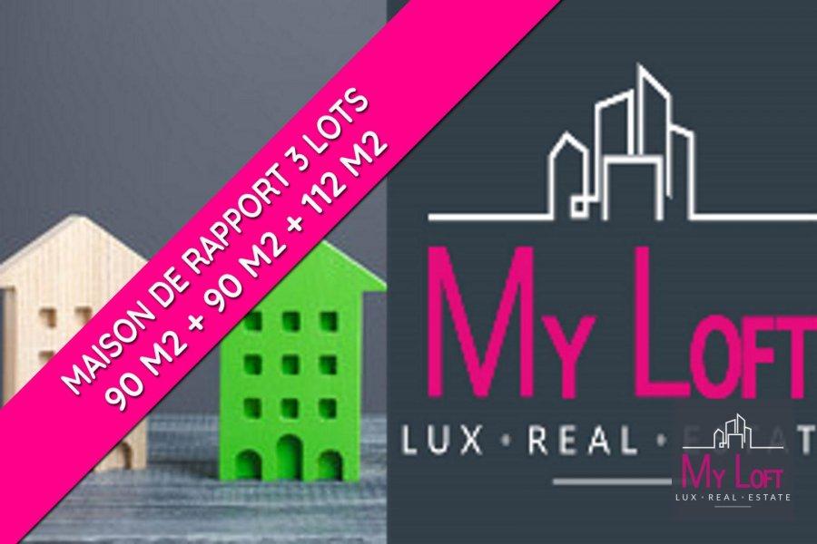 acheter immeuble de rapport 7 chambres 380 m² niederkorn photo 2