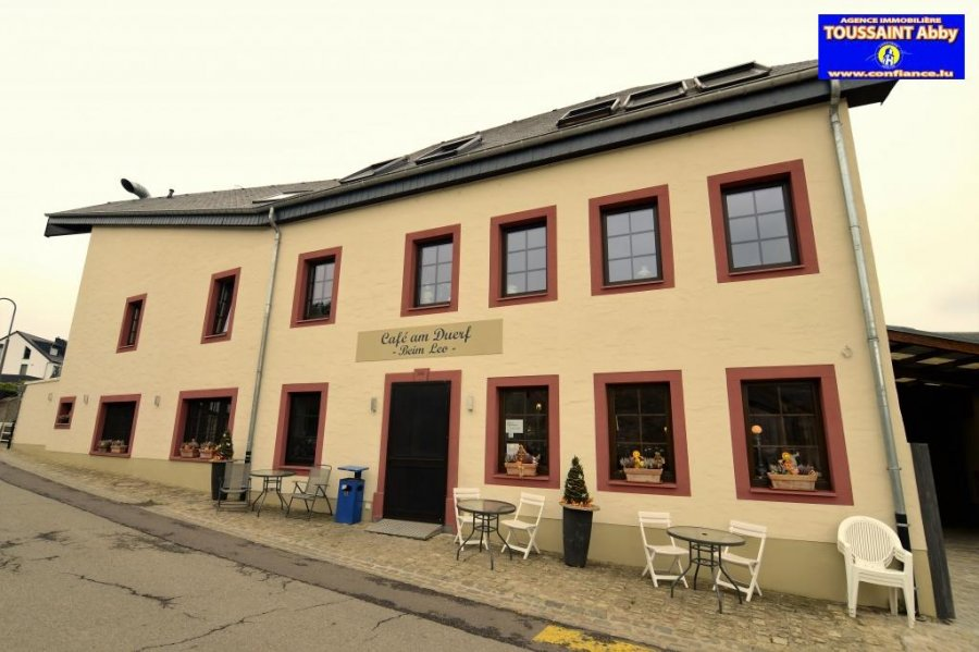 restaurant for buy 8 bedrooms 709.97 m² niederfeulen photo 1