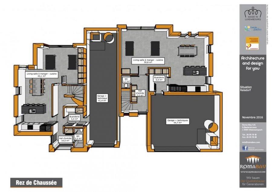 haus kaufen 3 schlafzimmer 176 m² reisdorf foto 6