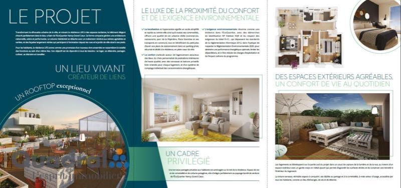 acheter appartement 2 pièces 43 m² nancy photo 2