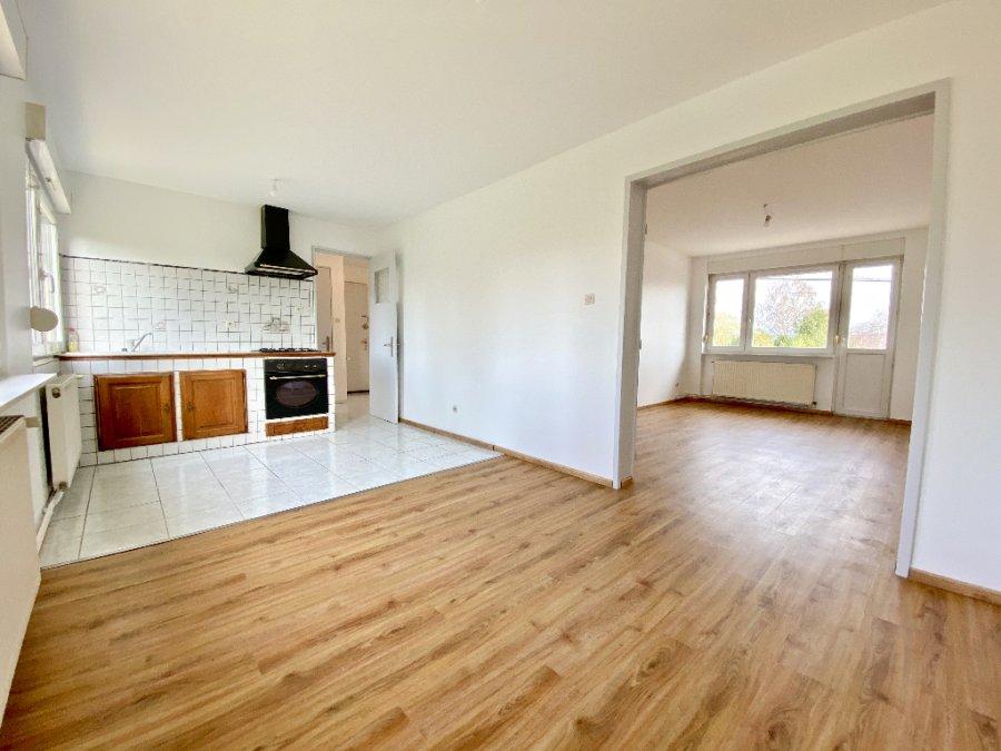 acheter appartement 3 pièces 65.1 m² bouzonville photo 1