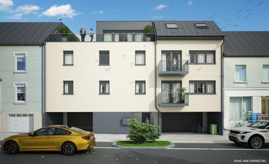 +++ NOUVEAU PROJET +++ classe énergétique A-B  La nouvelle résidence « LA POSTE » se situe à Bascharage au 6, rue de la Poste à quelques pas du centre-ville dans un quartier calme, d'architecture sobre moderne et élégante qui conjugue bien-être et environnement.  Nous avons l'honneur de vous présenter :  Une résidence de très grand standing en état future d'achèvement se composant de 4 appartements de deux et trois chambres à coucher,   Chaque appartement dispose d'un espace extérieur (balcon et terrasse) y compris d'une cave.  Le programme