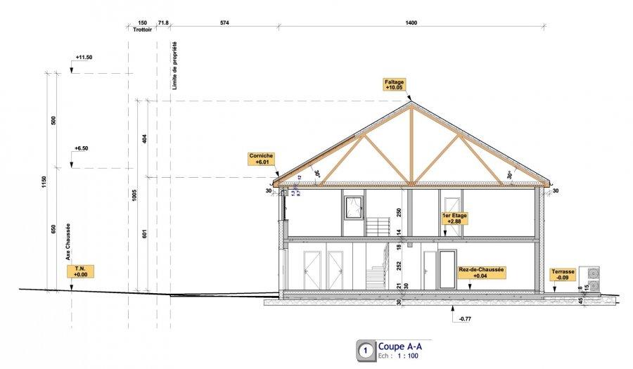 acheter maison jumelée 4 chambres 178.99 m² haller photo 6